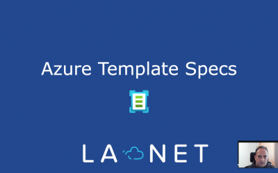 Simplify Azure deployments and ensure consistency by using template specs
